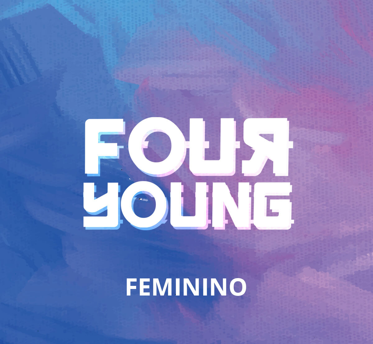 Four Young Feminino