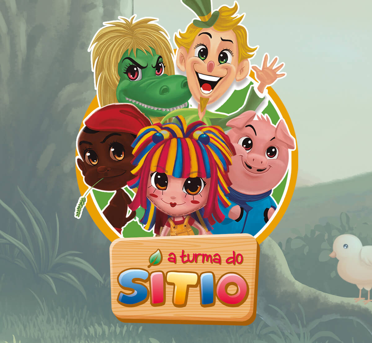 A Turma do Sítio