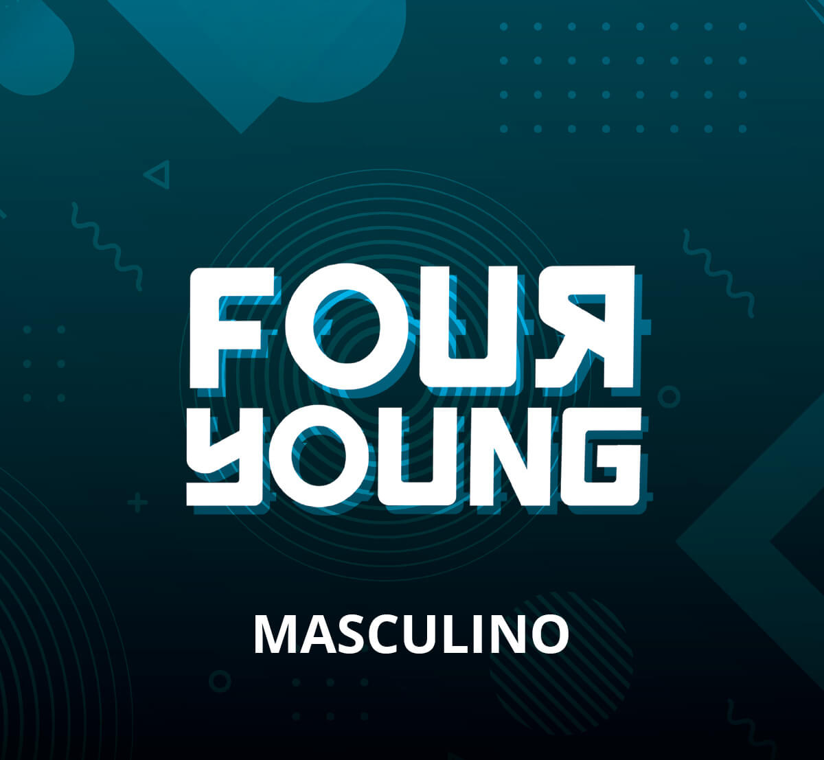 Four Young Masculino